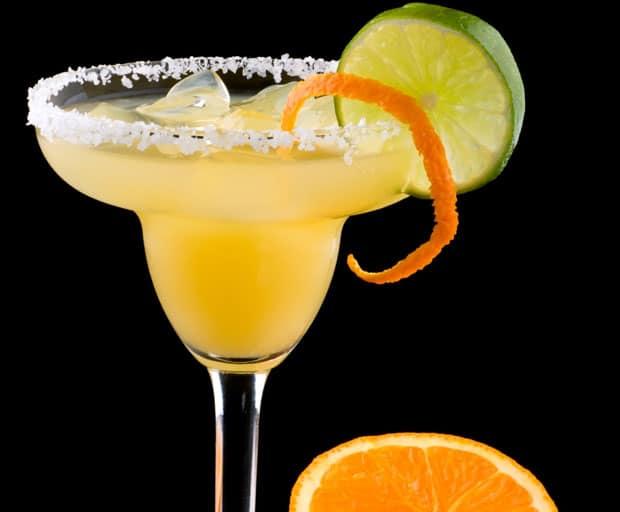Fresh Orange Margarita, tequila, Tequila Blu
