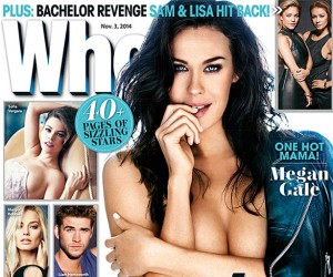 Megan Gale Leads WHO's Sexiest People Of 2014