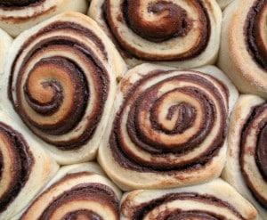 Nutella Dessert Rolls Recipe
