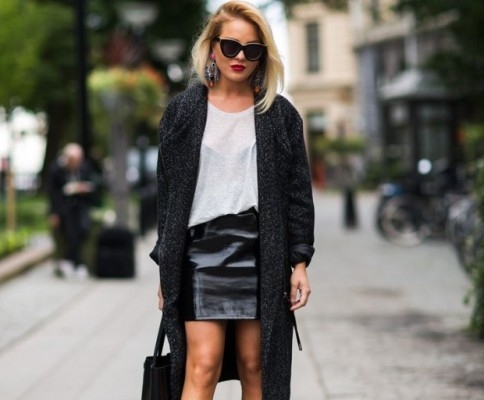 How To Style A Mini Skirt
