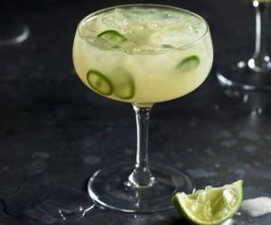 TGIF: Sour Green Apple Margarita Recipe