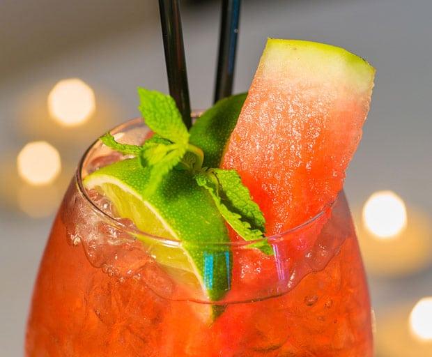watermelon jalapeno margarita, tequila, Tequila Blu