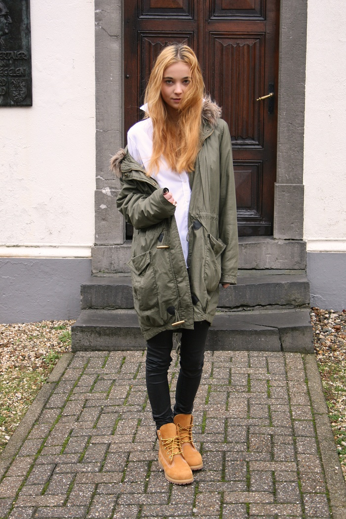 Wearing Timberland Boots With Shorts How to style timberland boots