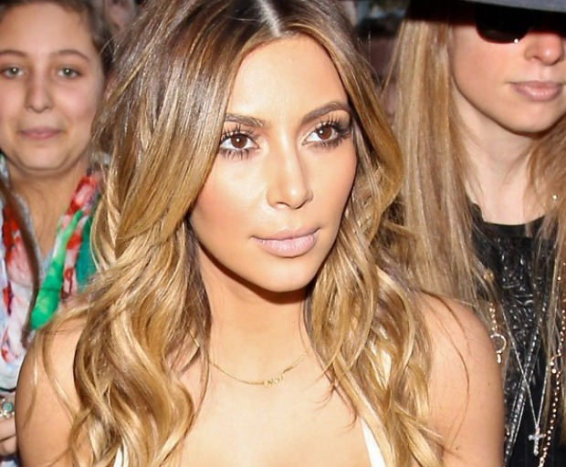 Get The Look - Kim Kardashian's Relaxed Curls