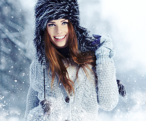 Protect your skin from the cold this winter