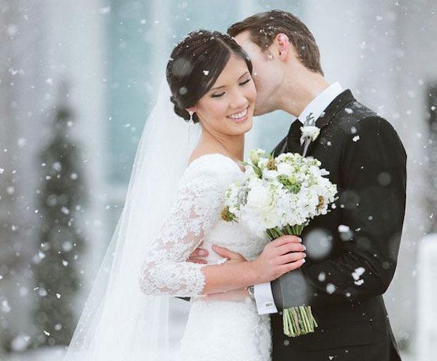 Winter Wedding Dress Ideas