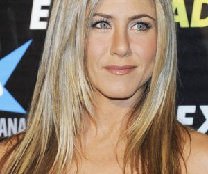Jennifer Aniston's Layered Locks