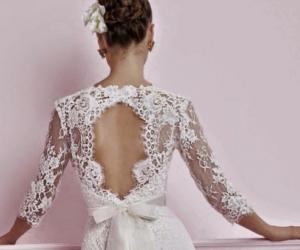 Winter-Inspired Wedding Dresses