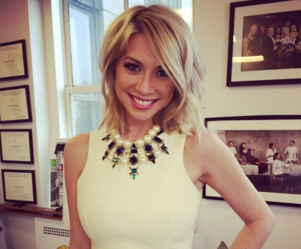 Get The Look Stassi Schroeder S Messy Bob Shesaid