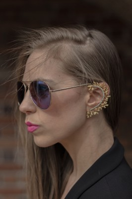 5 Ways To Style A Ear Cuff