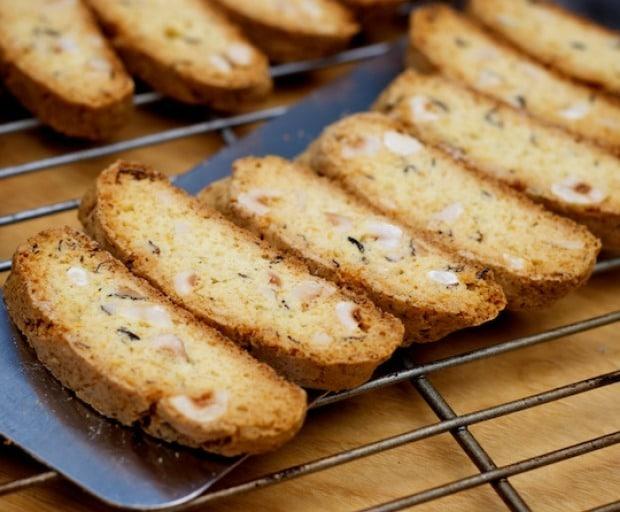 Italian Hazelnut BiscottiRecipe