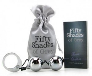 Fifty Shades of Grey, sex, Ben Wa Balls