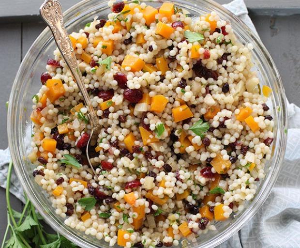 Winter Couscous SaladRecipe