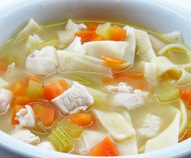 The Ultimate Chicken Soup Recipe