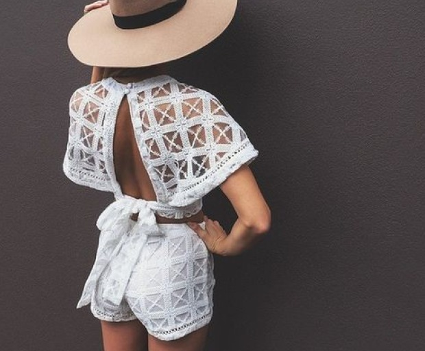 How To Style A Statement Playsuit