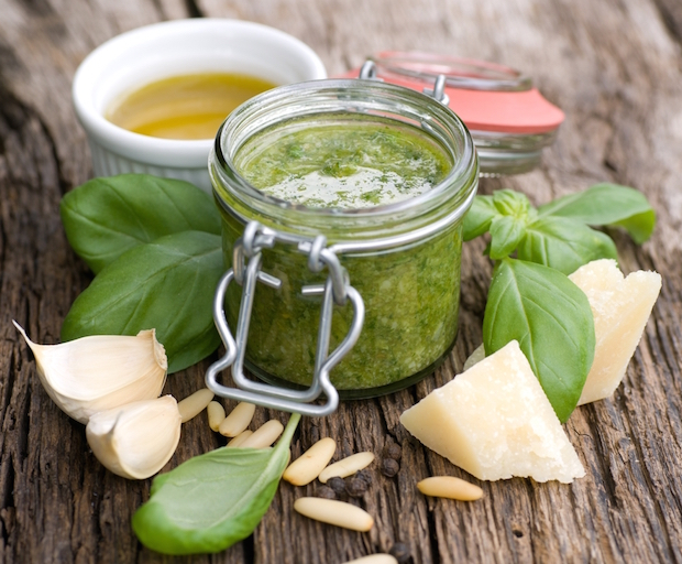 Make Your Own Homemade Pesto