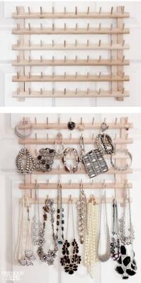 Innovative Jewellery Storage Ideas