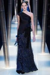 Armani Privee fashion dress