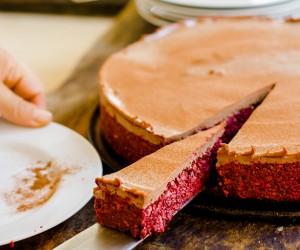 Dessert, Mudcake, Healthy, Clean Eating, Chocolate