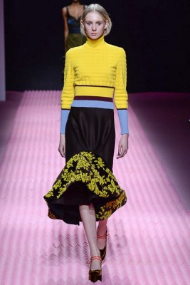 Katrantzou fashion show