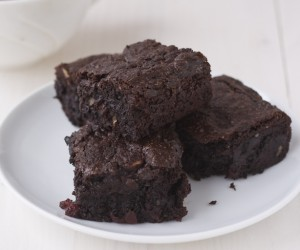 low-calorie brownie baking healthy