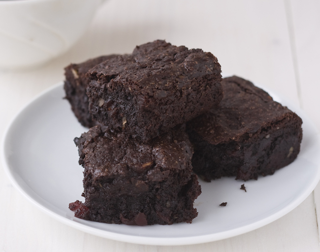 low-calorie brownie baking healthy