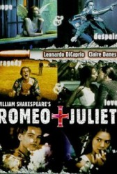 romeo&juliet, Leonardo Dicaprio, Claire Danes, movie, love
