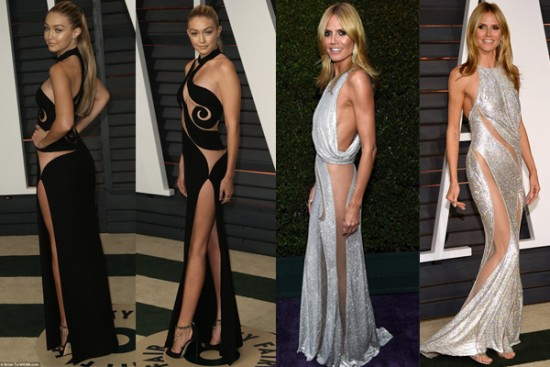 Oscars After-Party: Is 'Who Wore It Less' Getting Old?