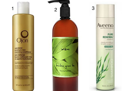 how to get oily hair clean without washing it