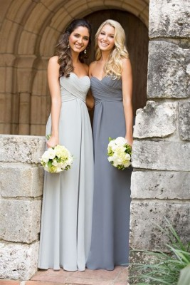 Flattering Dresses For All Bridesmaids