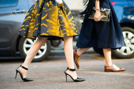 are heels or flats better for your health