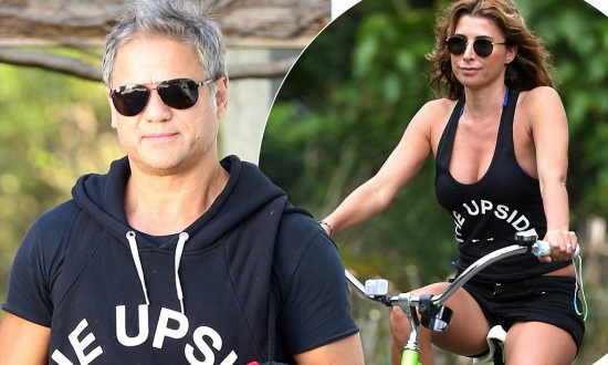 Jon Stevens and Jodhi Meares