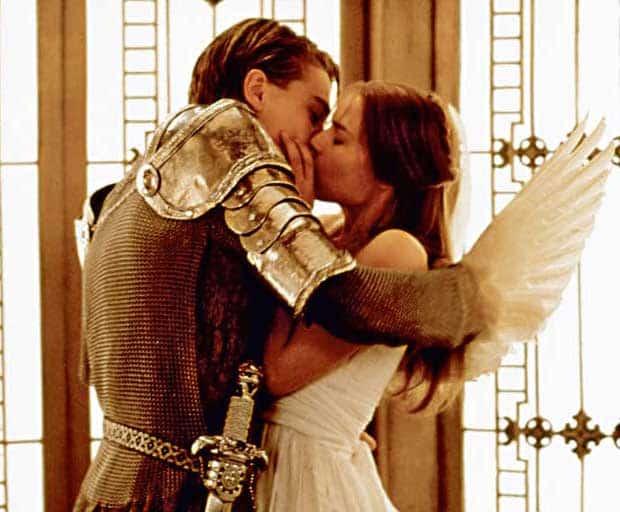 Valentine's Day, Rome&Juliet, Leonardo Dicaprio, Claire Danes
