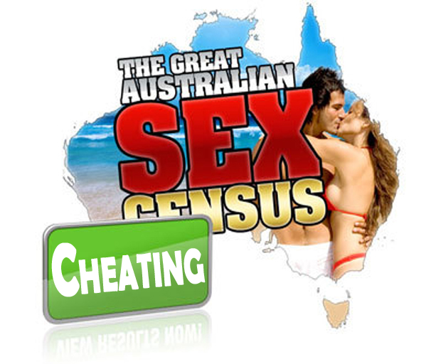 great australian sex census, sex, sex survey, sex census, chaeting, cheating men, cheating women