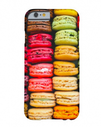 iphone 6, case, macarons