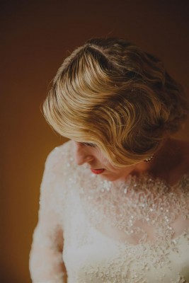 5 Vintage-Inspired Bridal Hairstyles