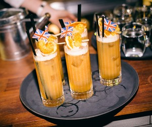 Gin, TGIF, British Sour, Happy Hour, Cocktail Recipe, Cocktails