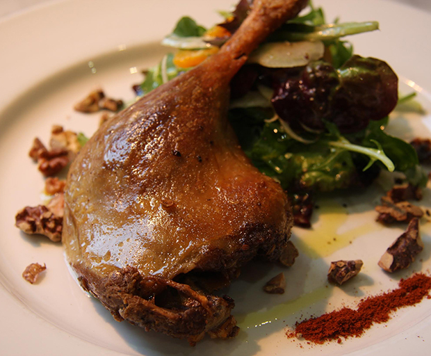Duck Confit, Dinner Recipe, Salad, Fennel, Entertaining, Meal Ideas