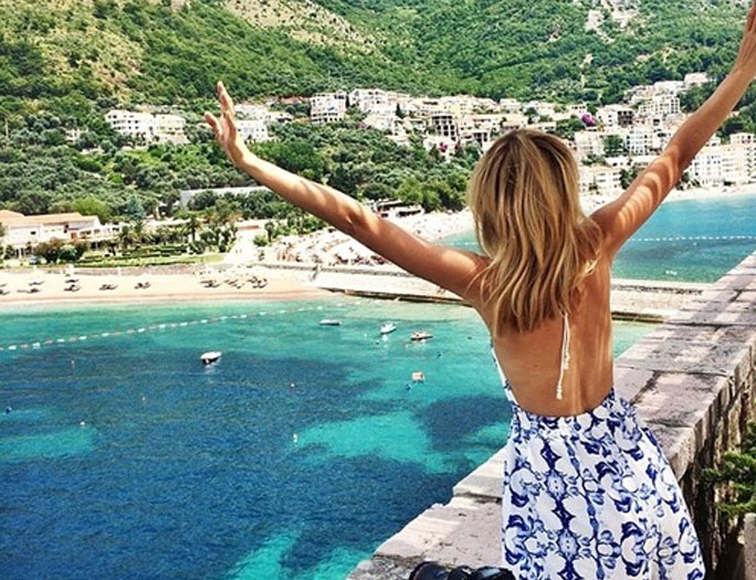 Travel, Summer, Beach