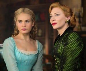 Cinderella, Disney, movie review