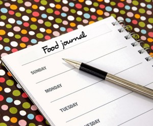 eating disorders, food diaries, food obsession