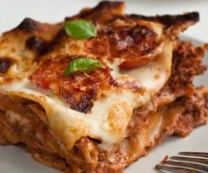 Lasagne Bolognese Dinner Recipe