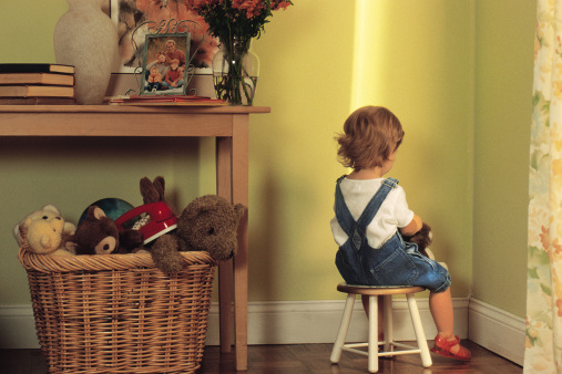 toddlers, toddler taming, discipline, naughty corner