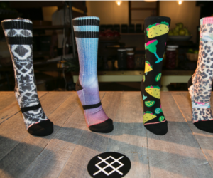 Stance Socks: Punks and Poets Blogger Preview