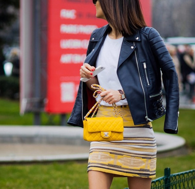 How To Style A Mini Bag