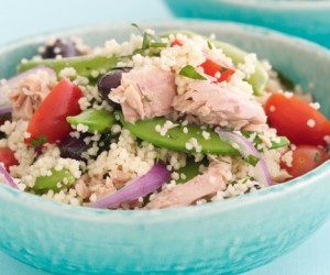 Tuna And Couscous Salad Recipe
