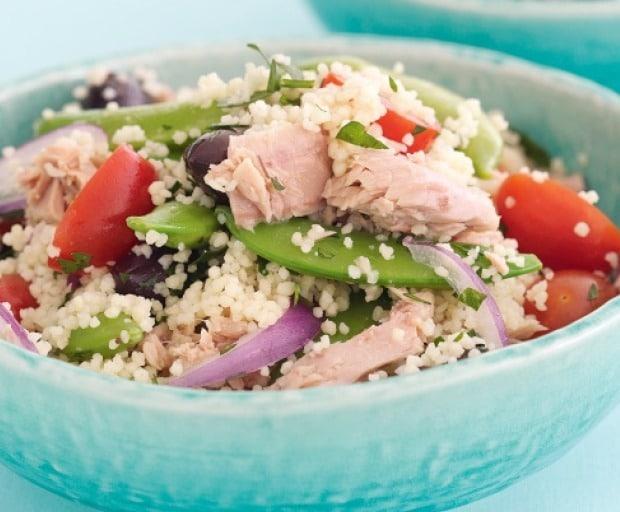 Tuna And Couscous Salad Recipe