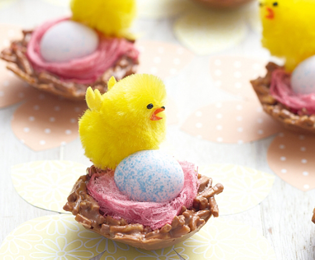 Chocolate, Easter, Easter Recipes, Kids Activites, Baking, Chocolate Nests