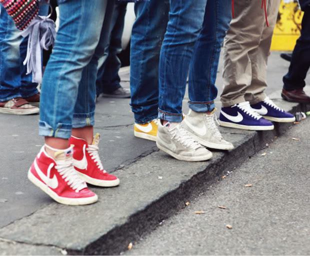sneakers street nike