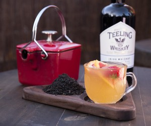 Whiskey, Cocktail, Cocktail Recipe, Dublin, TGIF,